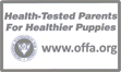 Link to Orthopedic Foundation for Animals